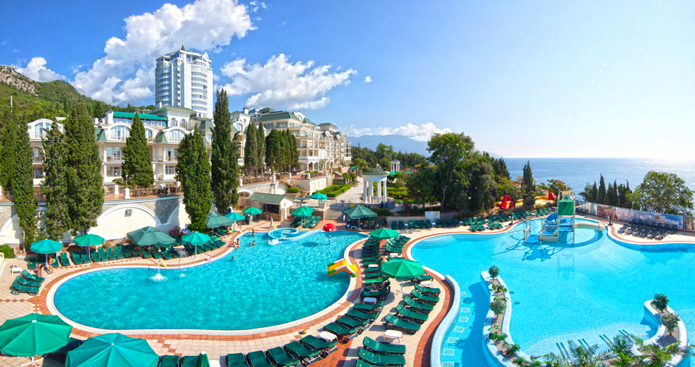 Топ-10 лучших гостиниц и санаториев Крыма